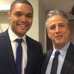 The new host of The Daily Show will be South African comedian @Trevornoah. http://t.co/vsIjDJWf40