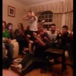 Video: These Westmeath friends going crazy after Shane Longs goal sums up how we all felt http://t.co/slHfzMgQ8Q http://t.co/yOGteIHFn3