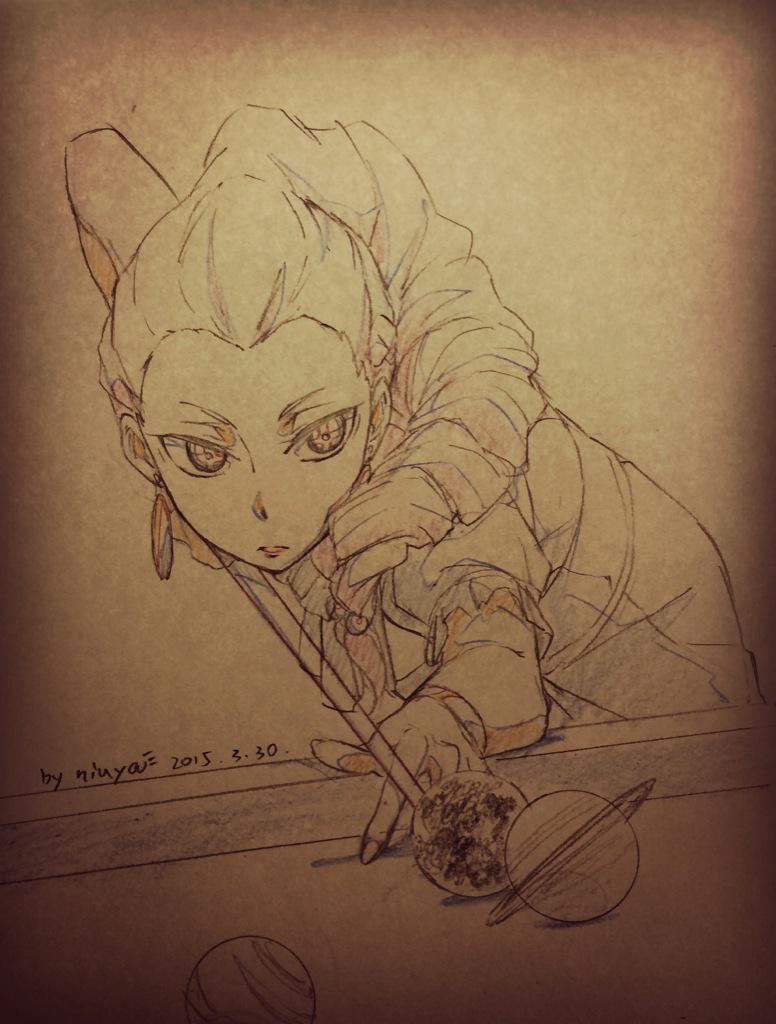 #dp_anime ノーナ(参考写真あり)