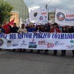 Marcha continua por Bilbao para finalizar en la Plaza de Armas de Coyhaique http://t.co/RNWbEFuzeV