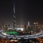 This view from the newly unveiled @TajHotelDubai will confirm that Dubai is one of Earths most breathtaking cities. http://t.co/hKL0Lo0AxB