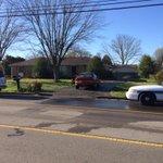Clarksville police on scene of fatal shooting on Memorial Drive. 1 in custody. #lcnews http://t.co/ySAWjyEnU9