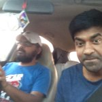 Rushing from @relanginrao sir shoot 2 @AdiviSesh shoot.its gonna be day n night till three days#redbullgivesyouwings