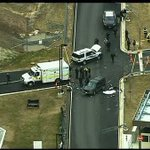 MORE: NSA HQ at Fort Meade, MD. At least 2 peopleinjured after a car tried to ram the gate - @News_Executive http://t.co/dAlBGGDLDX