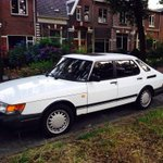 """@rondompieter: RT is heel fijn !!!! Saab 900 S Kenteken HV-ZT-07 #gestolen in #zwolle http://t.co/NqrYMQke6K"" RTen mensen!! En snel!"
