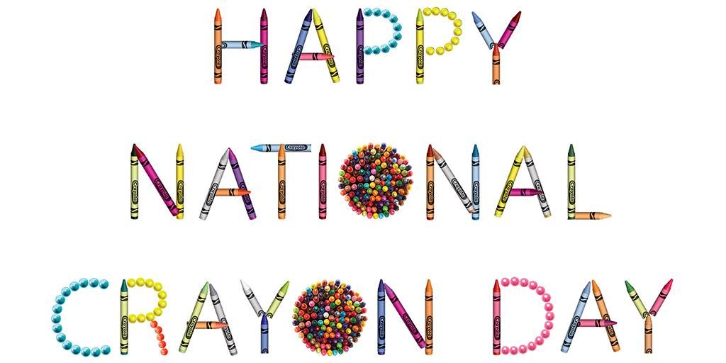 Happy #NationalCrayonDay! How are you celebrating? http://t.co/FgKAVtWvhm