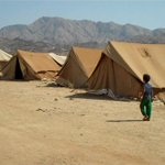 """""""@olireports: Photo I took in 2010 of a refugee camp in Yemen. Bombed today by Saudi jets. 45 killed @IOM_news says. http://t.co/83i1npZstu"""""""