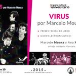 El 10 de abril Marcelo Moura presenta libro + recital electroacústico #EnElEcu   Entrada gratis #Rosario #música http://t.co/pgOlU4RaUv