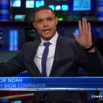 "#SouthAfrican Trevor Noah to replace Jon Stewart as ""The Daily Show"" host. Zumas boy has fallen in things http://t.co/3OZIh5KcuH"