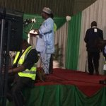 Prof. Olusola Oyewole, VC of Agric, Abeokuta is RO for Ondo state http://t.co/HUHLdK1Y75