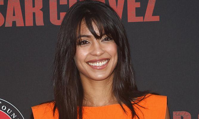 Who can blame her? Bond Girl Stephanie Sigman gushes over her James Bond co-star Daniel Craig: