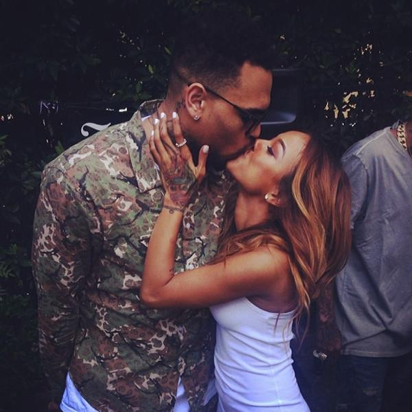 Karrueche Tran admits she still loves Chris Brown--but is there any chance of making up?