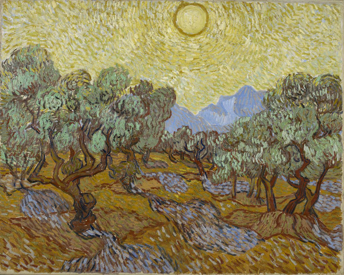 """""""Paintings have a life of their own that derives from the painter's soul."""" Happy birthday, Vincent van Gogh! http://t.co/ie0Epey0sz"""