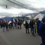 #Marcha paro indefinido de funcionarios públicos #Coyhaique En su demanda por #NivelacióndeZona http://t.co/ZUiP1pBzJw