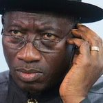 GEJ: hello baby Patience: yelz lof GEJ: start packing things small small. http://t.co/5fcaLe5PyA