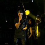 Photos of @justinbieber performing #WhereAreÜNow last night with @diplo and @Skrillex at #Ultra2015 http://t.co/jLAGM9Hy4a