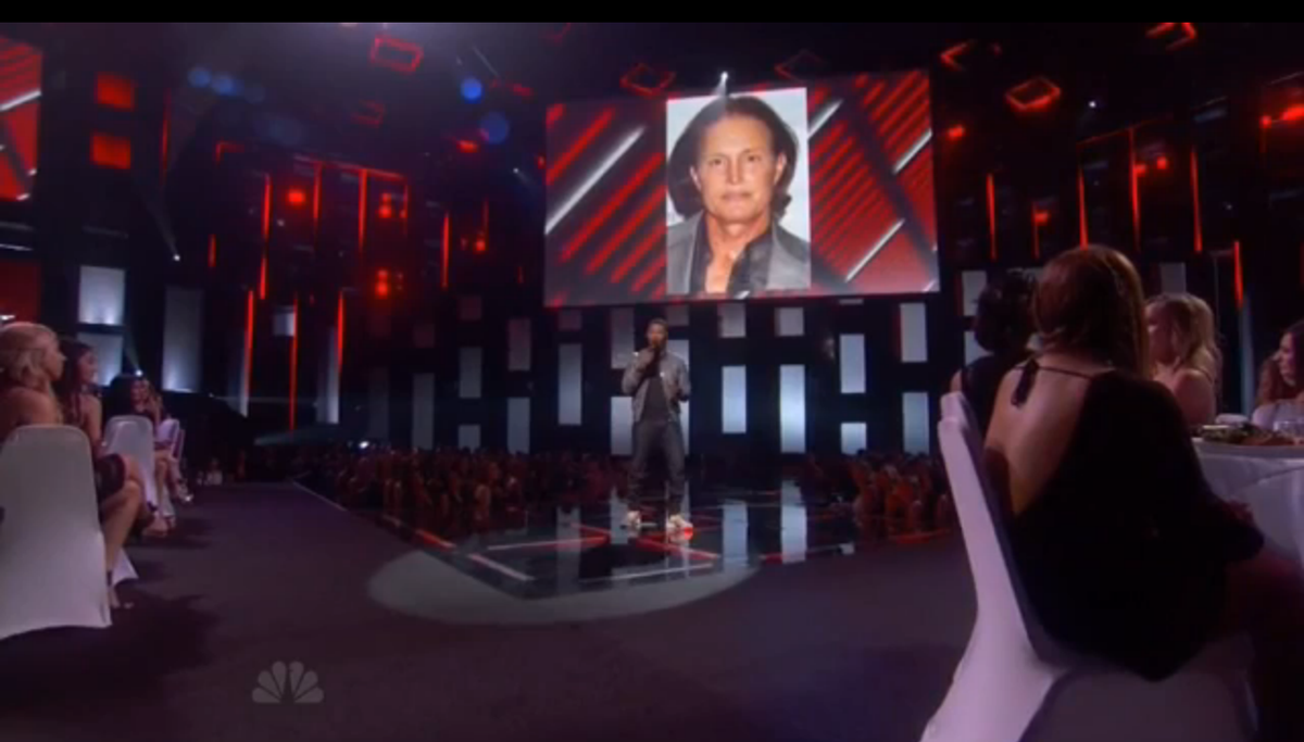 Jamie Foxx Criticized as Transphobic for Mocking Bruce Jenner at iHeartRadio (Video)