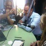 #Ahora en @FMCORDIAL conversando sobre el camino a la intendencia de #Rosario. Escuchanos en el 93.7 http://t.co/p7QdKzElDo