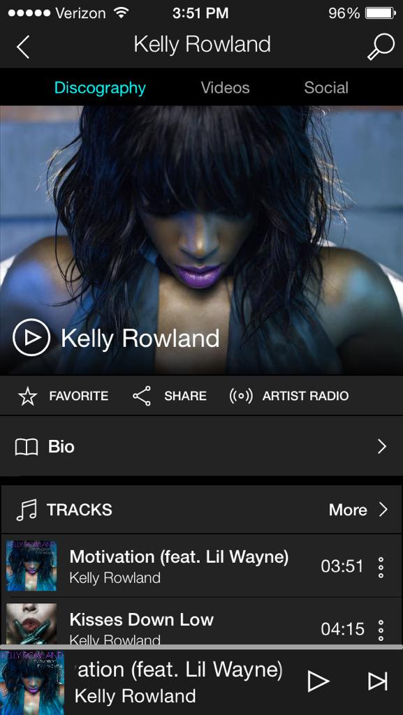 @KELLYROWLAND is on Tidal http://t.co/lmaGdkkDDQ