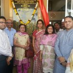 RT @supriya_sule: Today,Inaugurated JCMahindra School at Chincholi, Ambegaon with Mrs.Radhika Nath.Wil b helpful for quality education. htt…