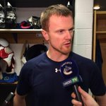 """We seem to play our best on the road against good teams and well be ready again tonight"" - Henrik Sedin http://t.co/4L4fqseE26"
