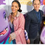 Rihanna's latest single may be NSFW, but kids are loving her new movie #DreamWorksHOME http://t.co/kR1SXcmRpY http://t.co/ToTpL7eSao