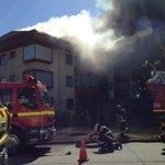 Ahora: Incendio Simón Bolívar/Paula Jaraquemada #Temuco @biobio http://t.co/qpz6ezsa1V