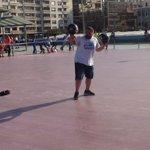 El baloncesto acrobático y el baile urbano también están esta tarde en las pistas de San Telmo. http://t.co/rJvAVoQ4aY