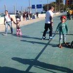 Un gran espacio queda desde hoy abierto al ocio y al deporte urbano en familia sobre la estación San Telmo. http://t.co/XIpgQEEwTD