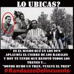 Ramal que para, ramal que cierra!!! Ah, no...cómo era? #MeCreiElChamuyoDe #NoEntiendo http://t.co/rzEC12ekaV