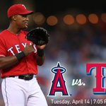 RT to be entered to win four tickets for the Angels vs. Rangers game on 4/14. #RangersRewards http://t.co/tP0n20gcw9