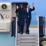 PHOTOS: President Obama was among those in Boston for the #EMKInstitute dedication http://t.co/PT1EOlG8P4 http://t.co/V21qKZrx9Q