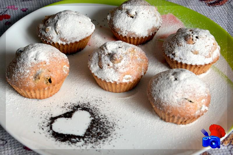 Рецепт кексы с изюмом в бумажных формочках с пошагово в