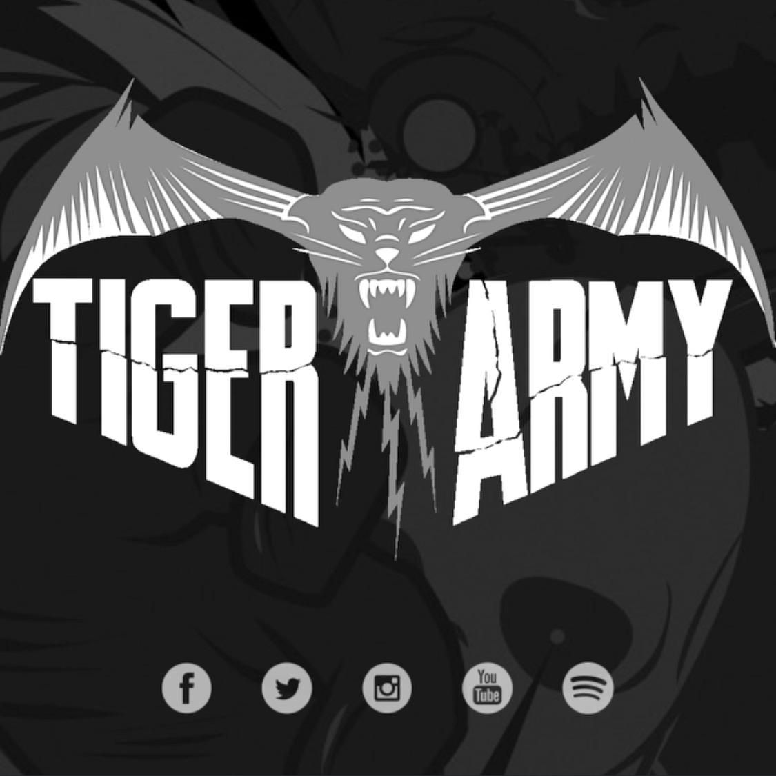 Recording of the next @tigerarmy album has begun! More info at new http://t.co/IHnFNJ6J8Z! http://t.co/MGNcmt6vfC