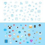 Free Icons for Web and User Interface Design # 97 http://t.co/FLyvCVenYB #webdesign http://t.co/8BJNRD7Drp