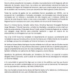 @NumWalt Politicos corruptos del lado q sean deben renunciar , pena q te rias d tragedia ajena #iquique http://t.co/RcVeuuvyex @DonDatos RT