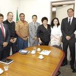 Reunião institucional entre Judiciário do Amapá e representantes da Segurança Pública e PROCON http://t.co/dGjXPZGlYu http://t.co/0XismHwmes