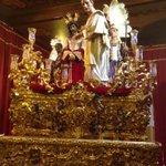 A pocas horas del Martes Santo, nuestros pasos ya estan preparados. #SanBenito15 #SSanta15 http://t.co/e8kSqshquB