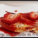Habéis visto la nueva receta de mi Blog para #SemanaSanta ? Descubre unas #Torrijas diferentes!! http://t.co/y774oX9llG