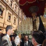 @CasaReal: Procesiones de Semana Santa en Sevilla http://t.co/udkmrng1YI http://t.co/DeO4TRZcE8