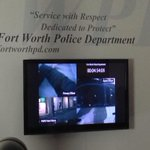 Situation happens very quickly, first employee ran out, then suspect ran out @NBCDFW http://t.co/UPE1UFRahO