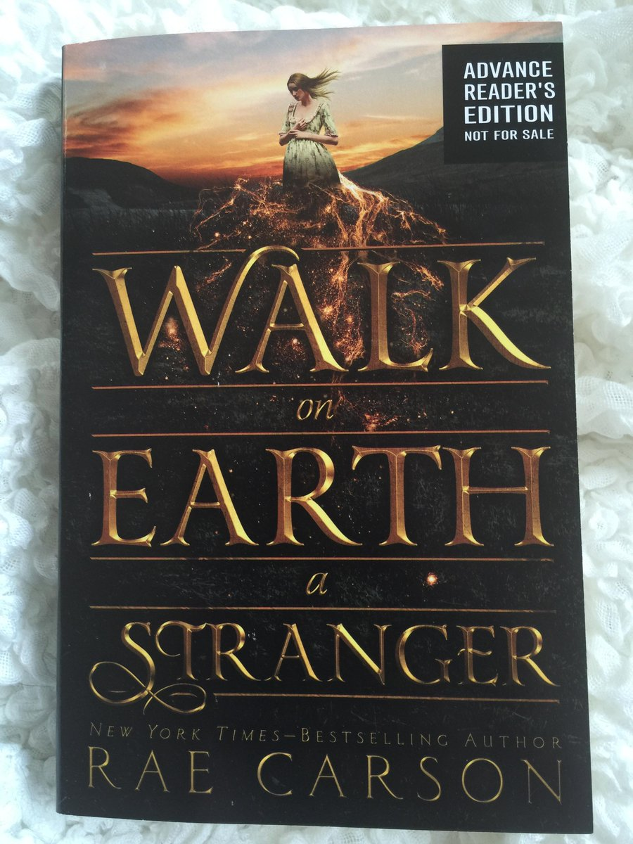 Giveaway! RT by 11 pm PST Tue (3/31) for a chance to win this signed ARC of WALK ON EARTH A STRANGER. International. http://t.co/Ujmex6s5vj