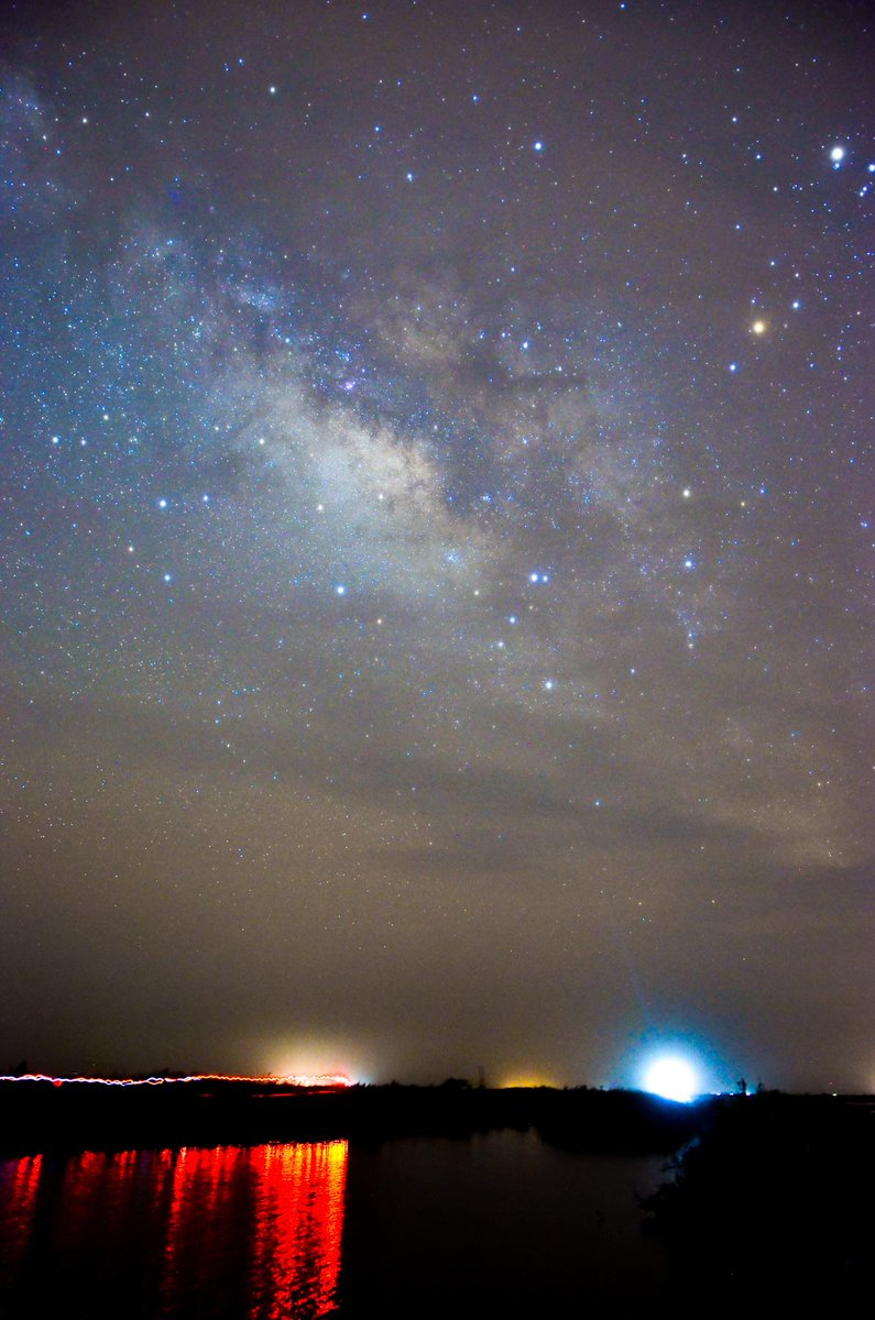 Stargazing trips are so fun when you get treated to views like these! #Karachi @kaasts #Pakistan http://t.co/nRALzhxhql