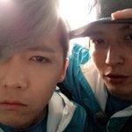 Yonghwa, Hongki, and Jung Il Woo film for Running Man http://t.co/5oss1xEmX7 http://t.co/v5xMsbVQFz