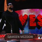 The solo act is BACK! @TheDamienSandow takes on @StardustWWE LIVE NOW on @WWE #RAW on @USA_Network! http://t.co/Z0KjG8fGRh