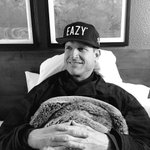 """""""@CoachJim4UM: S/O to @G_Eazy for representing THE BAY in Ann Arbor Sat night & thanks 4  my new hat! Means A Lot! http://t.co/bMsliM9o8u""""😂😂"""