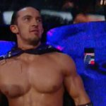 Former @WWENXT Champion @WWENeville is LIVE on @WWE #RAW! #TheManGravityForgot  @RealCurtisAxel http://t.co/pb2gyXP7Fe