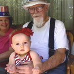 This patriotic #COS veteran never slowed down. At 87, he passed away while building flagpole: http://t.co/MZKmKV9tJl http://t.co/if6qG9qwaU