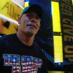 The US Champ is HERE! @JohnCena is LIVE on @WWE #RAW! http://t.co/f9atS7oIRk