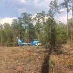 UPDATE: The coroner & a life flight crew are on the scene of a Harrison Co. helicopter crash>> http://t.co/Rovkgp7Iaw http://t.co/kAmsiwrIzt